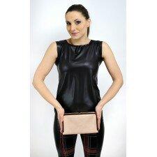 Bluzka Souvenir- kolor czarny