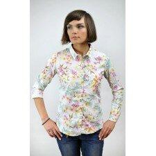 Koszula w kwiatki- Euro Fashion