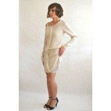 Tunika przeźroczysta - Euro Fashion