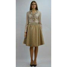 Spodnica z eco skóry - paolo casalini