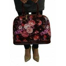 Kuferek w kwiaty - mały